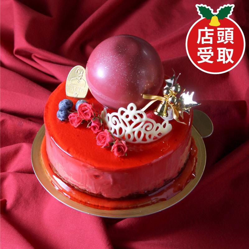 クオレクリスマスケーキ2019