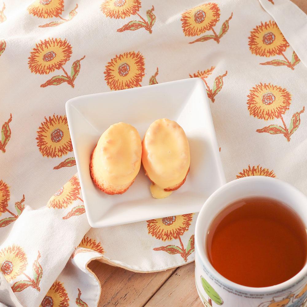 レモンケーキ画像